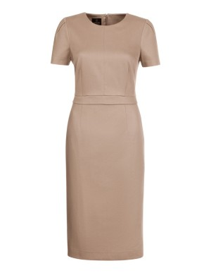 Feminine sheath dress