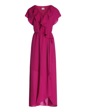 Vibrant summer dress