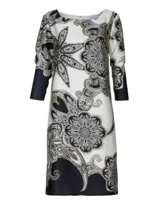 Stunning patterned dress