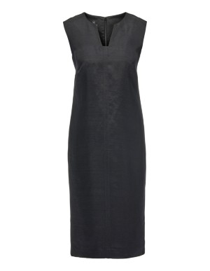 Gleaming sleeveless dress