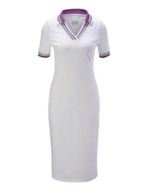 Sporty polo dress