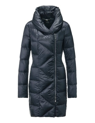 Lightweight down coat