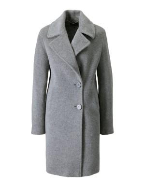 Woollen coat