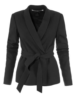 Contemporary classic blazer