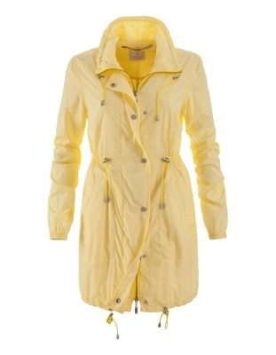 Summery parka jacket
