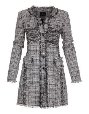 Avant-garde frock coat