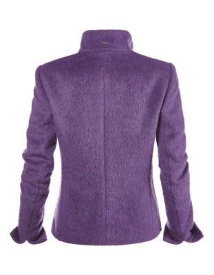 Comfortable, alpaca and mohair blend blazer
