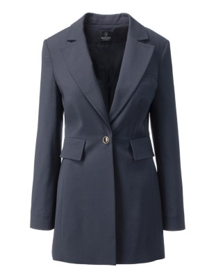 New wool frock coat