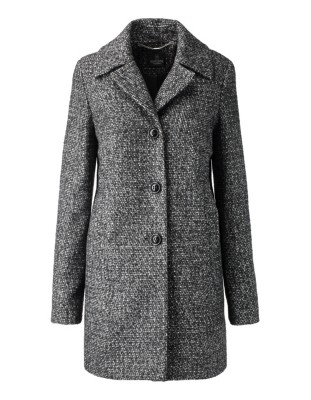 Comfortable tweed jacket
