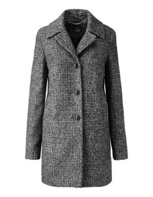 Comfortable tweed jacket