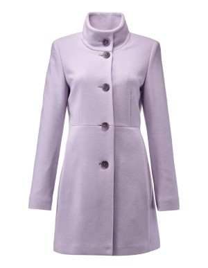 Longline semi-fitted jacket