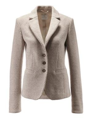 Classic, 2-button blazer