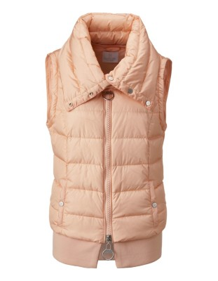 Highly versatile multi-look quilted jacket