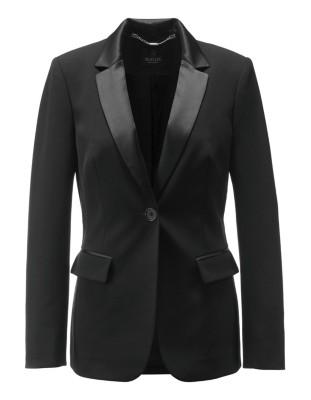 Tuxedo-style blazer