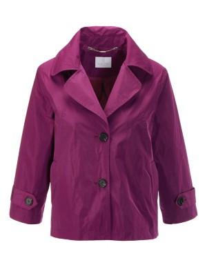 Short, boxy jacket