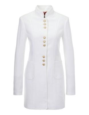 Linen frock coat