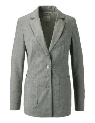 New wool blazer