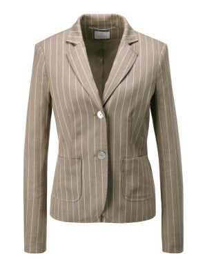 Sporty two-button blazer