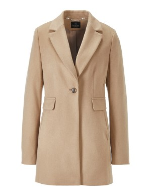 Cashmere frock coat