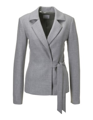 Subtly tailored blazer