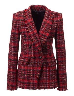 Italian tweed blazer
