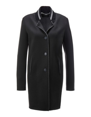 Double face frock coat