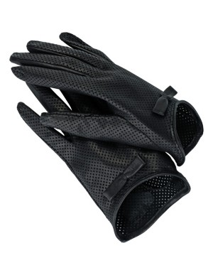 Italian nappa leather gloves