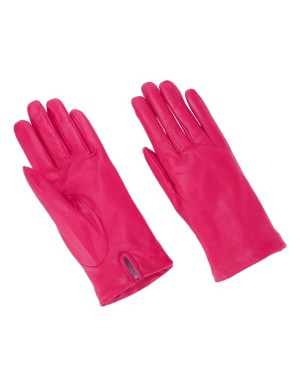 Soft nappa lamb gloves with wool lining
