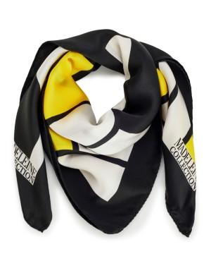 Italian silk scarf