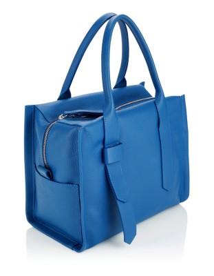 Italian leather handbag