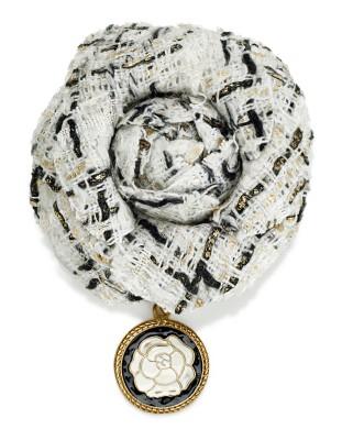 Pin-on brooch