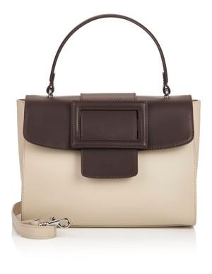 Fine leather handbag