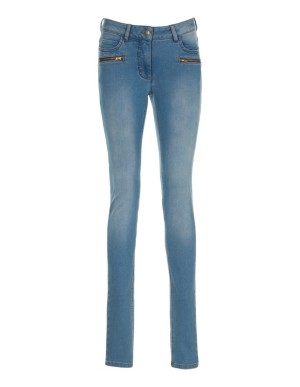 Slim-line magic jeans