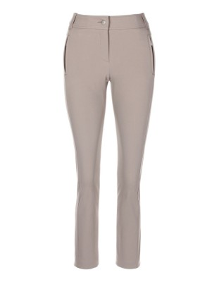 Techno-stretch trousers