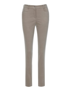 Comfortable, slim and perfect fit needlecord trousers