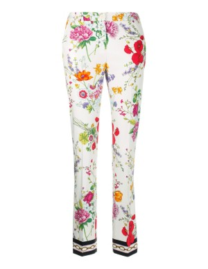 Pretty floral trousers