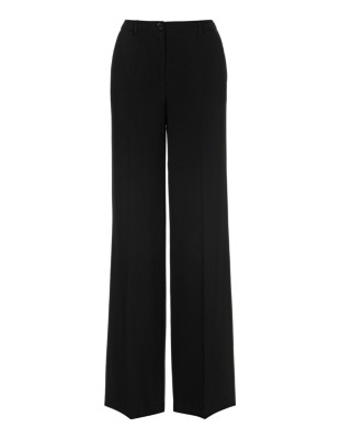 Elegantly wide trousers
