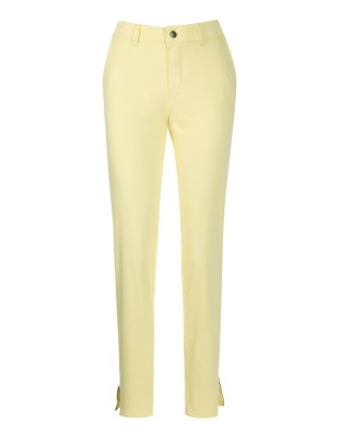 Sporty chino trousers