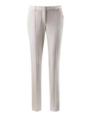 Straightforward suit trousers