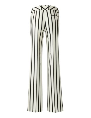 Comfortable wide-legged trousers