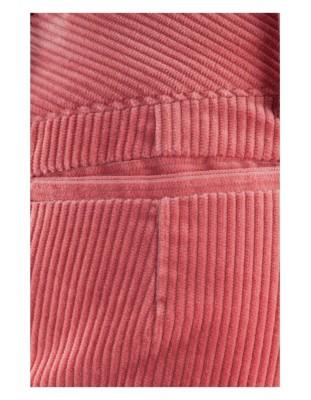 Slim-line corduroy trousers