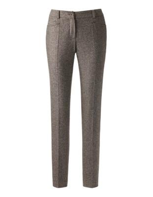 Herringbone trousers