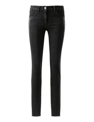 Moonwash slimline jeans