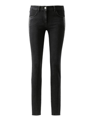 Moonwash slimline jeans