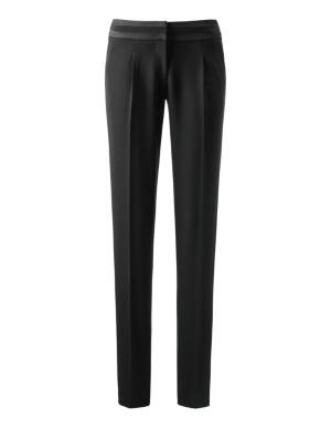 Tuxedo-style trousers