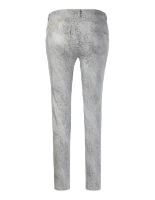 Shimmering jeans