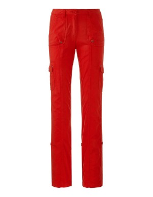 Cargo summer trousers