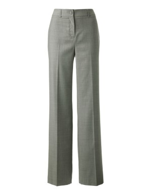 New wool trousers