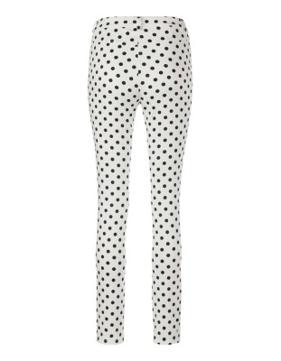 Skinny-fit trousers