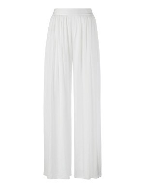 Flowing summer trousers